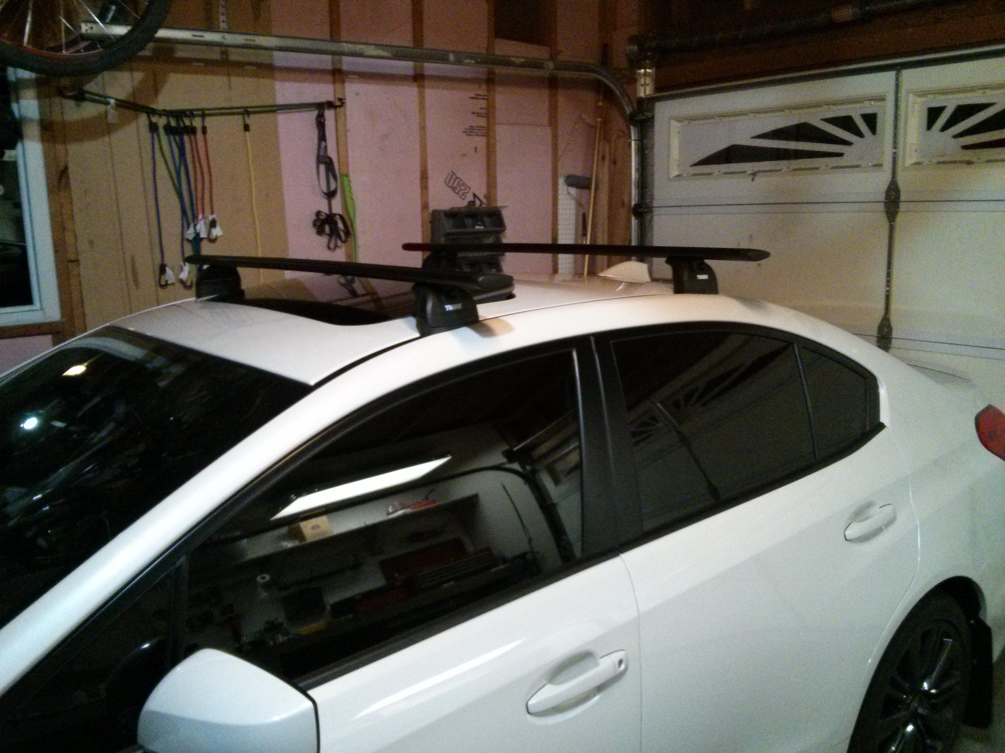 15 Wrx Roof Rack >> 15 WRX factory roof rack mount installed, yea I drilled it ! - Page 10 - NASIOC